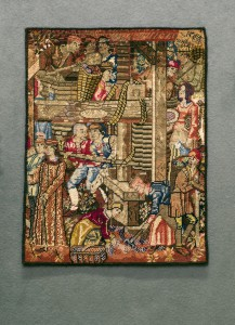 Phyllis Stafford submitted this tapestry to IGMA to receive her Fellow award.